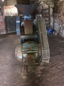 Hunt roller mill