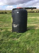 Water tank approx 1,000 litre