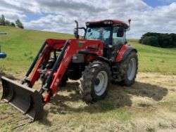 Dispersal Sale by Auction of Farm Machinery and Livestock Equipment
