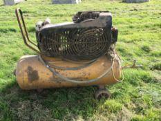 Spaldings air tools compressor (spares or repairs)