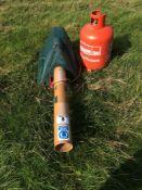 Scatterbird gas gun