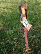 2 Rappa reel corner posts