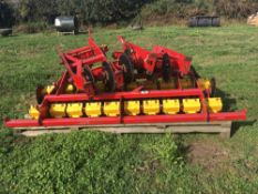 Vaderstad System Disc for 400S, for quick fit type