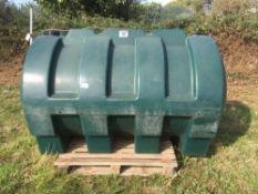 2004 plastic heating oil tank 2000L
