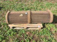 Main web to fit Grimme GT 170 S potato harvester. 30mm gap (40mm centre to centre)