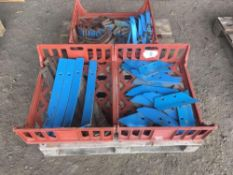 Qty of Lemken spares to fit plough and power harrow