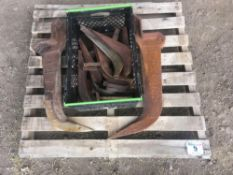 Qty of McConnel shakaerator spares
