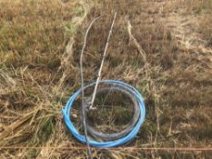 Quantity water pipe and wire