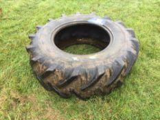 Single 16.9R26 tyre