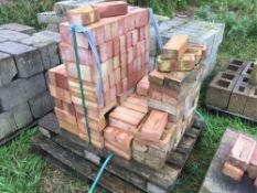 Quantity of bricks