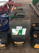 Quantity engine oil