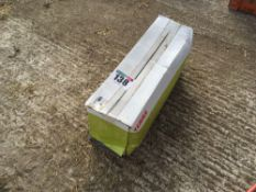 Quantity of new boxed Claas lifters