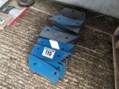 Quantity of Ransomes spares
