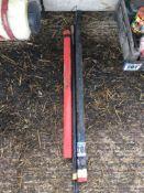 Quantity brazing rods