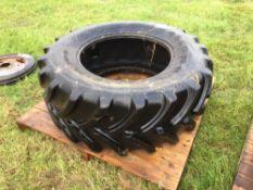 Single 540/65R30 tyre