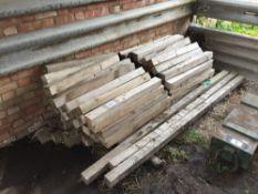 Quantity timber