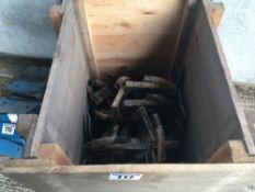 Quantity of Horsch drill spares