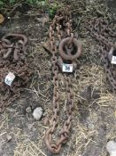 Tow chain
