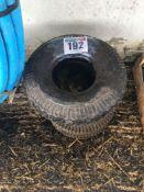 Quantity miscellaneous tyres