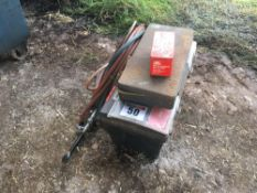 Oxyacetylene gauges and gun
