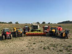 Dispersal Sale by Auction of Modern and Vintage Farm Machinery and Equipment