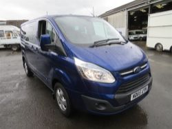 Online Auction - Light Commercial Vehicles direct from various sources inc councils, plc's, leasing companies, private & trade