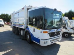 Light Commercial & HGV Auction, Direct council, Leasing companies, Trade & Private entries.