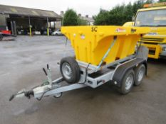 MEYER GRITTING TRAILER (DIRECT COUNCIL) [+ VAT]