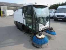 14 reg JOHNSON PRECINCT SWEEPER (DIRECT COUNCIL) 1ST REG 04/14, V5 HERE, 1 OWNER FROM NEW [+ VAT]