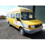 X reg LDV 400 CONVOY D LWB 17 SEAT MINIBUS (LOCATION SHEFFIELD) 1ST REG 12/00, 40248KM, V5 [+ VAT]