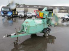 LANDFORCE DUO 235 FAST TOW WOOD CHIPPER [+ VAT]