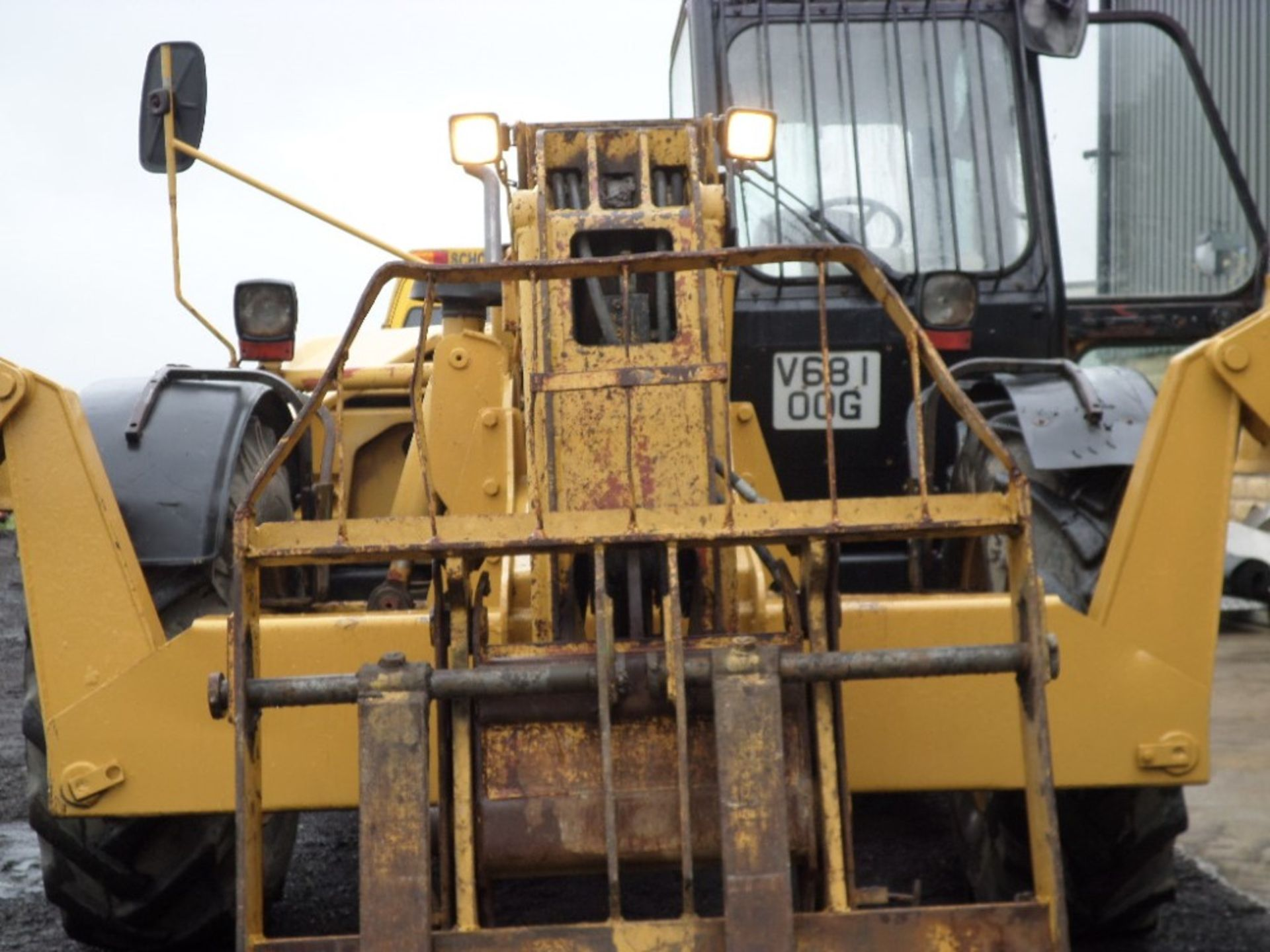 1999 CAT TH63 TELEPORTER (LOCATON SHEFFIELD) 5612 HOURS (RING FOR COLLECTION DETAILS) [+ VAT] - Image 7 of 13