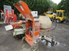 5/3.5 DIESEL MIXER - ELECTRIC START [+ VAT]