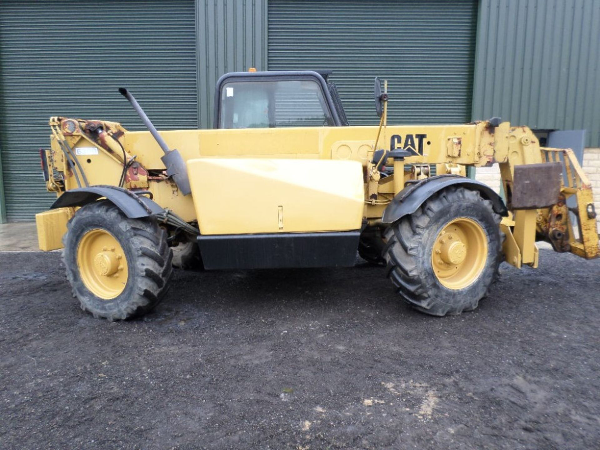 1999 CAT TH63 TELEPORTER (LOCATON SHEFFIELD) 5612 HOURS (RING FOR COLLECTION DETAILS) [+ VAT] - Image 11 of 13