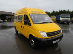 08 reg LDV MAXUS 3.9T 17S 120 MINIBUS (DIRECT COUNCIL) 1ST REG 04/08, TEST 11/20, 65183M, V5 HERE, 1