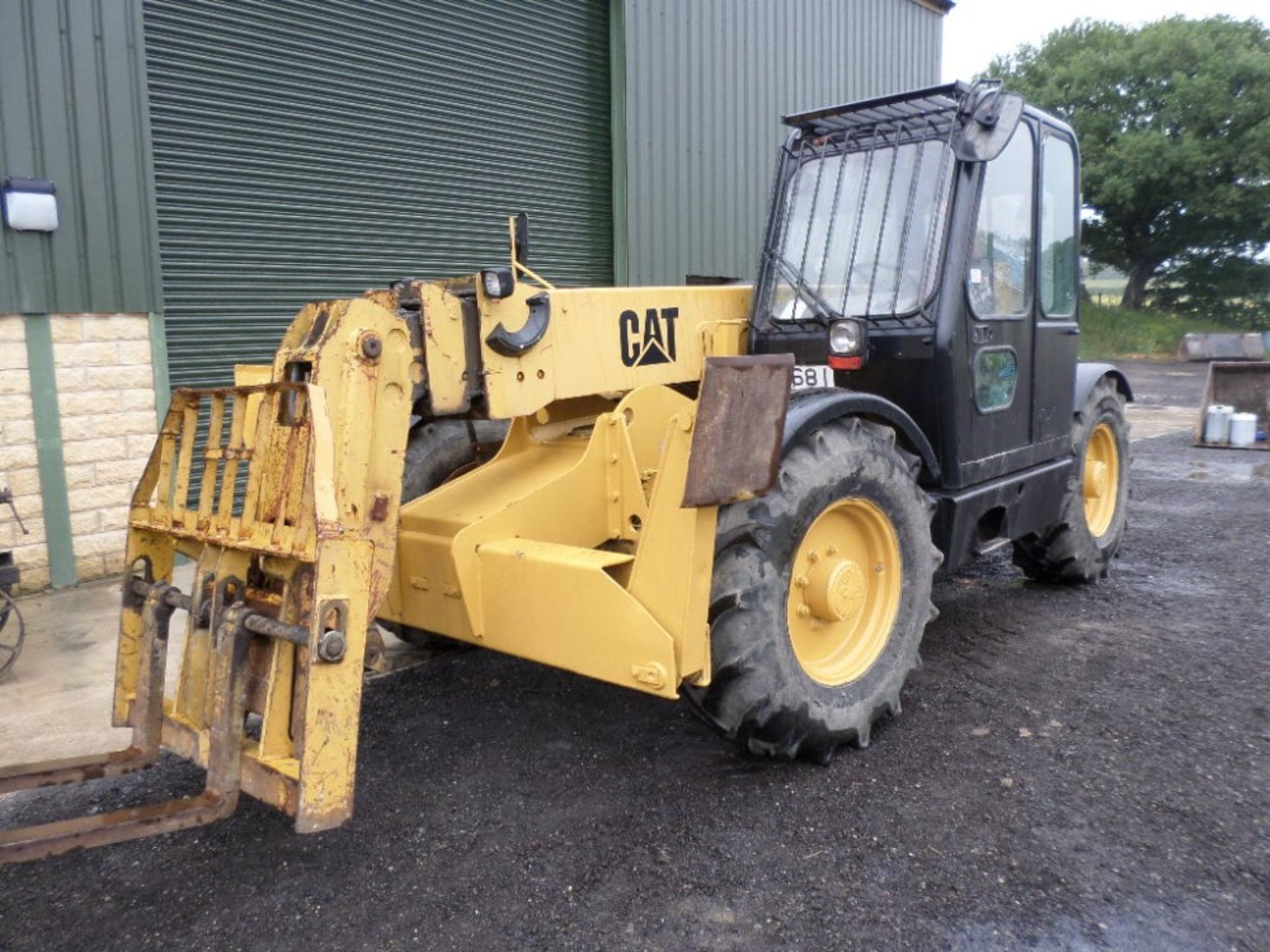 1999 CAT TH63 TELEPORTER (LOCATON SHEFFIELD) 5612 HOURS (RING FOR COLLECTION DETAILS) [+ VAT] - Image 2 of 13