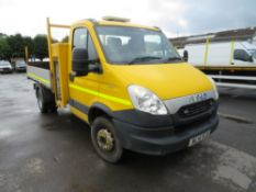 14 reg IVECO DAILY 70C17 TIPPER (DIRECT COUNCIL) 1ST REG 08/14, TEST 07/20, 87000KM, V5 HERE, 1