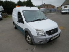 12 reg FORD TRANSIT CONNECT 90 T230 (DIRECT UNITED UTILITIES WATER) 1ST REG 03/12, TEST 10/20,