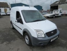 12 reg FORD TRANSIT CONNECT 90 T230, 1ST REG 05/12, TEST 12/20, 109077M, V5 HERE, 1 OWNER FROM
