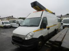 12 reg IVECO DAILY 50C17 TOWER WAGON, 1ST REG 03/12, V5 HERE, 1 OWNER FROM NEW [+ VAT]