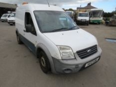 12 reg FORD TRANSIT CONNECT 90 T230 (DIRECT UNITED UTILITIES WATER) 1ST REG 05/12, TEST 02/21, V5