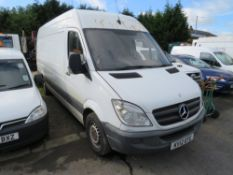 12 reg MERCEDES SPRINTER 313 CDI LWB, 1ST REG 03/12, TEST 11/20, 235973M NOT WARRANTED, V5 HERE, 1