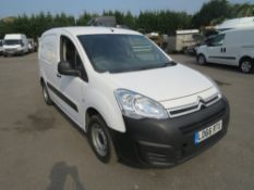 66 reg CITROEN BERLINGO 625 LX BLUE HDI, 1ST REG 11/16, TEST 11/20, 141798M WARRANTED, V5 HERE, 1