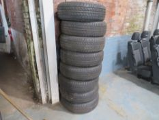 8 OFF 245 X 70 X R16 TYRES (DIRECT ELECTRICITY NW) [+ VAT]