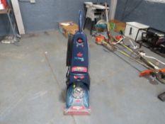 BISSEL UPRIGHT PRO HEAT FLOOR CLEANER [NO VAT]