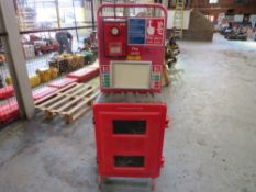 FIRE EXTINGUISHING EQUIPMENT TROLLEY (DIRECT HIRE Co) [+ VAT]