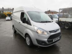 16 reg FORD TRANSIT CUSTOM 310 TREND E-TEC, 1ST REG 06/16, 83276M, V5 TO FOLLOW [+ VAT]