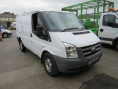 61 reg FORD TRANSIT 115 T280S ECON FW, 1ST REG 09/11, TEST 05/21, 151600M WARRANTED, V5 HERE, 1
