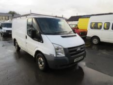 09 reg FORD TRANSIT 85 T280S FWD (DIRECT COUNCIL) 1ST REG 05/09, TEST 05/21, 79600M, V5 HERE, 1