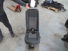 BRAND NEW TRANSIT NARROW SINGLE SEAT (DIRECT COUNCIL) [+ VAT]